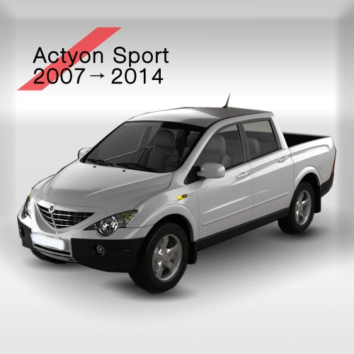 Actyon Sport 2007->2014