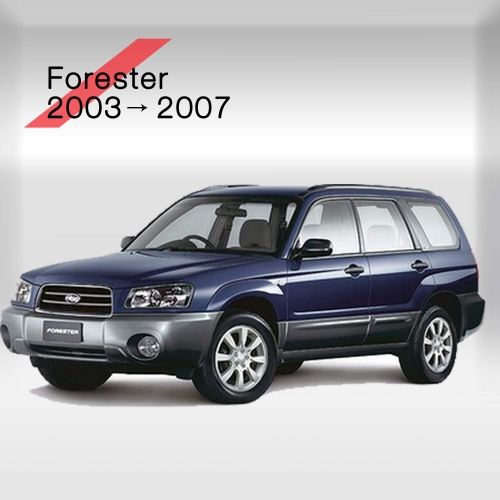 Forester 2003->2007