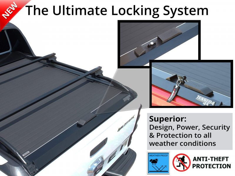 Ultimate locking system