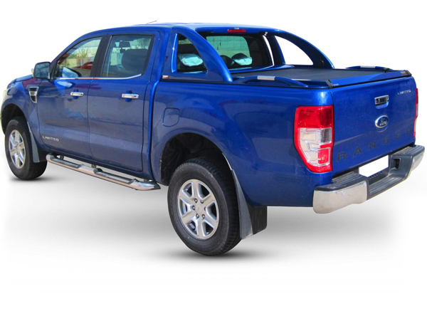 """Performance Blue"" Ford Ranger Limited"